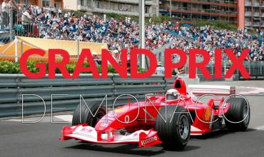 Louez un chauffeur privé pour participer au Grand Prix de Monaco 2021