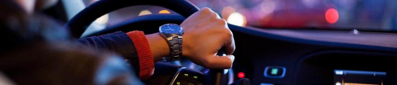 Provision of private chauffeur