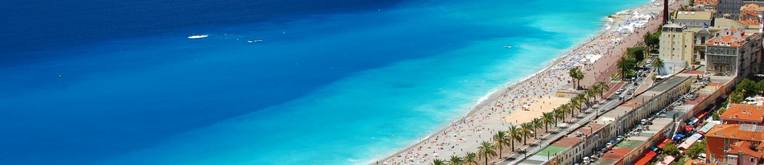 Day or half-day tour French Riviera with chauffeur