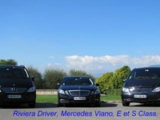Private Car Service with Driver in French Riviera