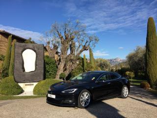 Location de berline de luxe avec chauffeur privé - Antibes - Nice