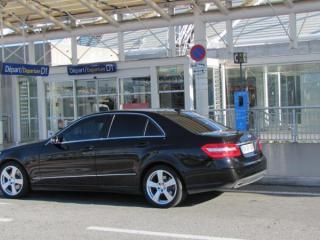 Parking réservé au chauffeurs